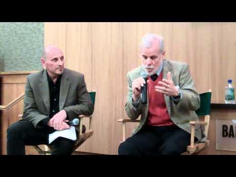 Chris Van Allsburg talks about The Mysteries of Harris Burdick