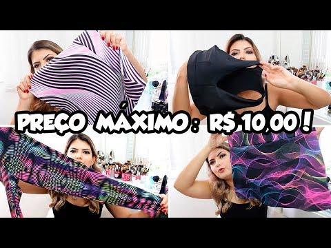 e24e234d0 COMPRINHAS DE ROUPAS FITNESS NO BRÁS - MUITO BARATO!!! - YouTube