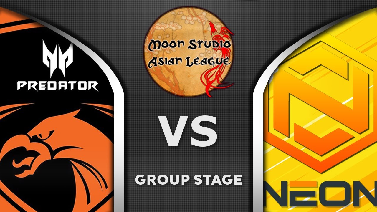 TNC vs NEON - GROUP FINAL DAY - Moon Studio Asian League 2020 Highlights Dota 2