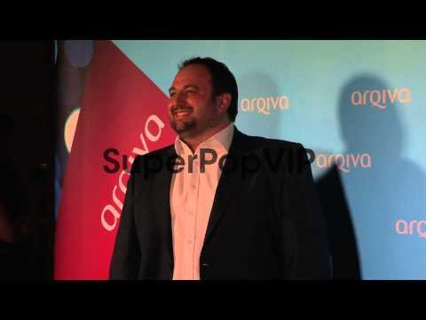 Wynne Evans at the Arqiva Radio Awards at Westminster Bri...