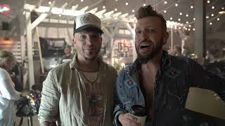 """LOCASH - Making of the """"One Big Country Song"""""""