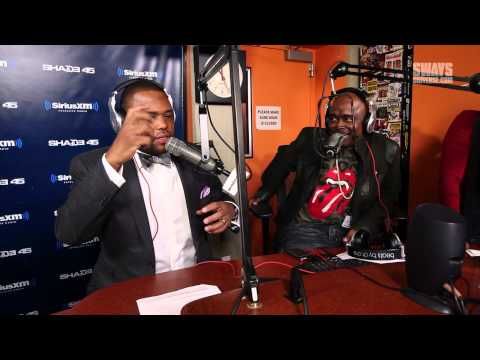 Anthony Anderson & Alex Thomas Make BIG Announcement on Sway in the Morning