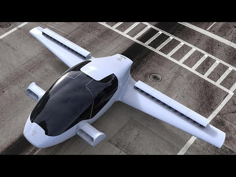 5 Best Personal Aircraft - Flying Taxis and Private Flying Cars