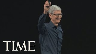 Tim Cook Just Masterfully Fooled Everyone With A Major Fakeout At The Apple Event | TIME