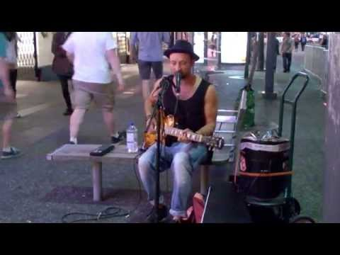 Canadian Street Music - Vancouver, B.C. Canada