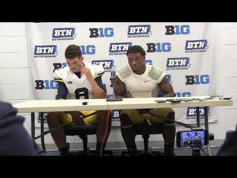 Michigan looking to regroup after Penn State loss