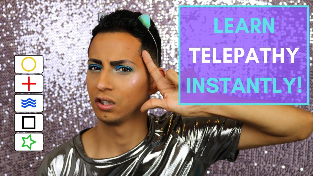 Is Telepathy Real? How to Do and Learn Telepathy - INSTANTLY