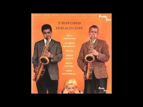 Bill Perkins & Richie Kamuca Quintet/TENORS HEAD-ON 1956