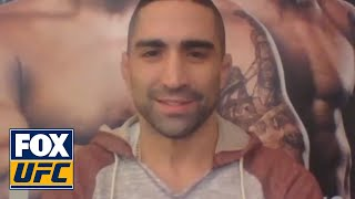 Ricardo Lamas talks Emmett fight | Interview | UFC Tonight