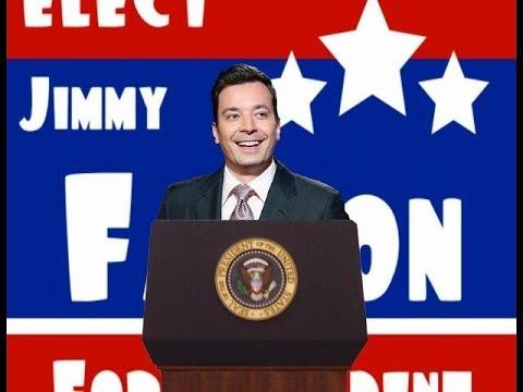Jimmy Fallon for President!!!