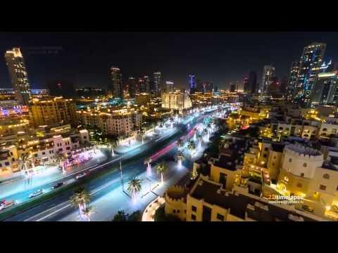 Dubai Luxury Lifestyle & Properties Real Estate UAE Dubai 720p HD Video HD
