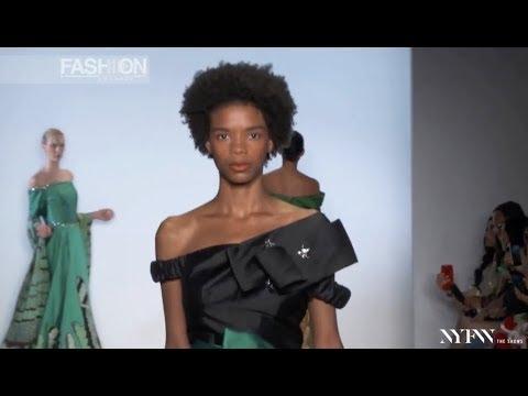 CORETA LOUISE Spring Summer 2019 Indonesian Diversity New York - Fashion Channel