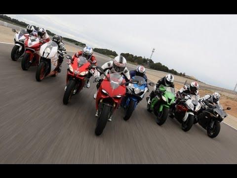 1000cc Bikes Superbike Test | 9 Supersport Bikes Foto