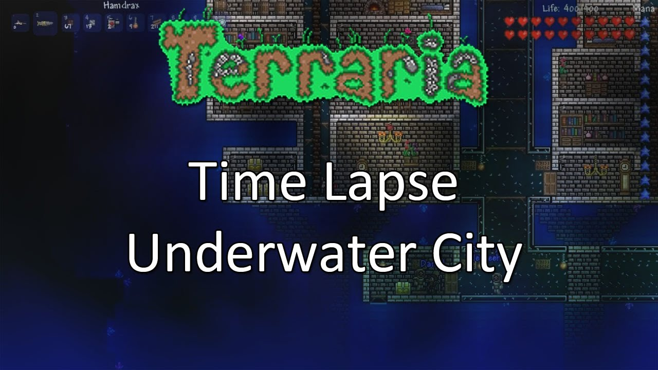 how to make a timer in terraria