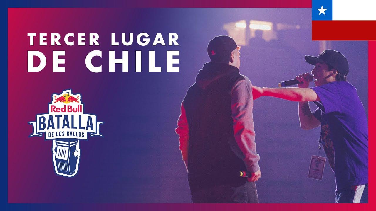 ACERTIJO vs SLOW - 3er lugar   Final Nacional Chile 2019