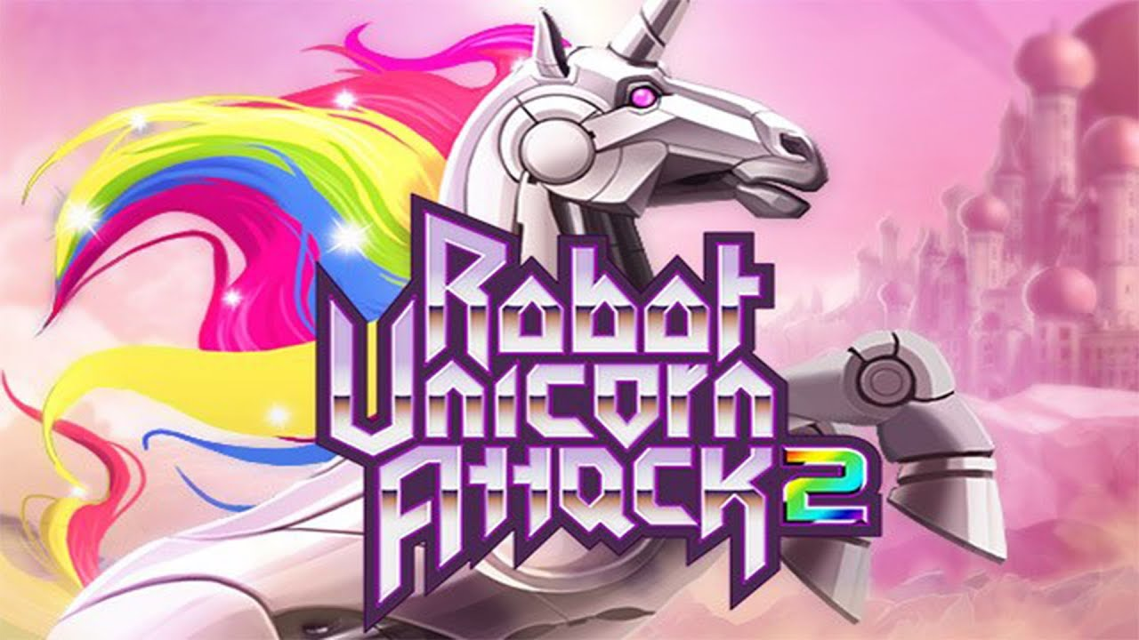 I Want To Believe Wallpaper Iphone Robot Unicorn Attack 2 Iphone And Ipad Game Review And
