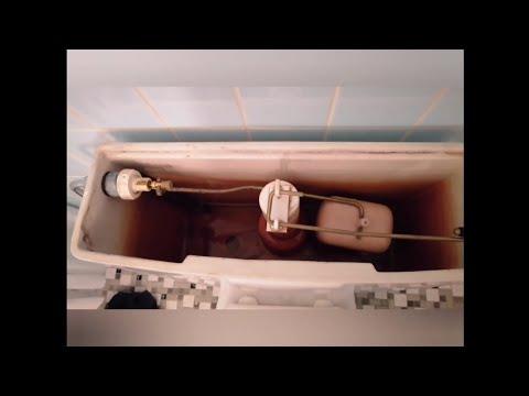 Spülkasten Dichtung Selber Wechseln, Toilette Reinigen/entkalken Anleitung