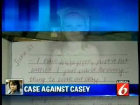 Casey Anthony Case: Does The Diary Really Mean anything?