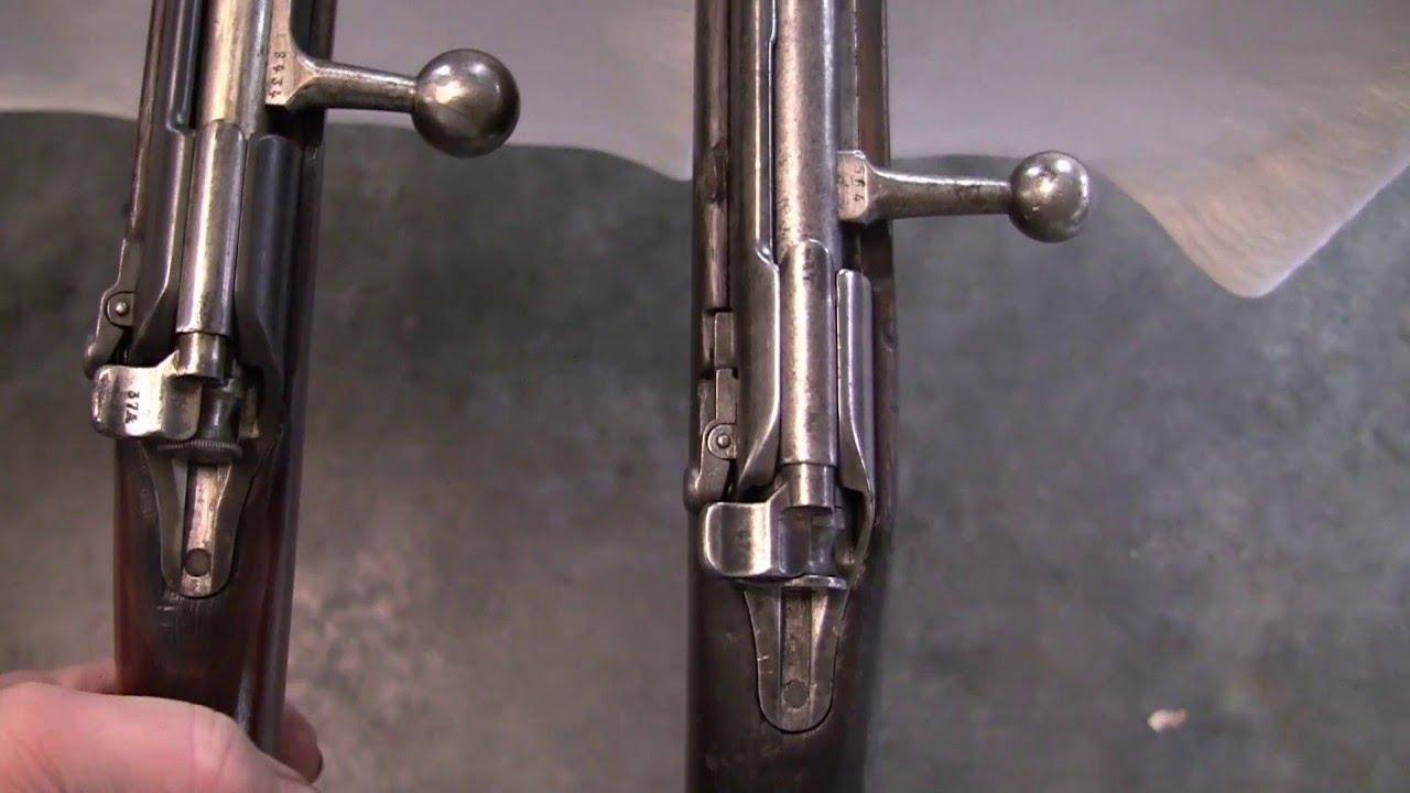 Dutch Mannlicher Model 1895 Rifle 6 5x53R