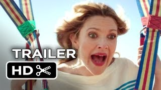 Blended TRAILER 1 (2014) - Adam Sandler, Terry Crews, Drew Barrymore Comedy HD