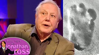 "David Attenborough's ""Convincing"" Evidence On Mythical Creatures 