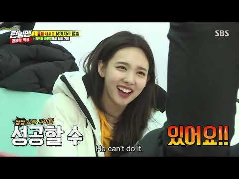 [ ENG SUB] Kim Jong Kook Can he flip ??  Running Man EP 428