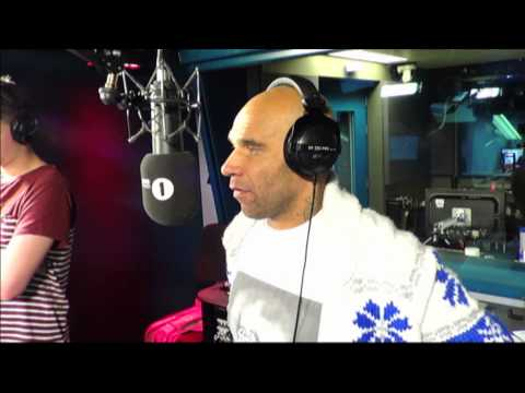 Goldie talks about the History of Rave Music to Skream and Benga