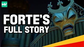 Forte: The Christmas Villain Who Almost Destroyed The Beast | Discovering Disney