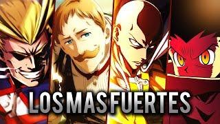 Los héroes más fuertes del anime RAP | Keyto ft. Seiko M y Varios Artistas