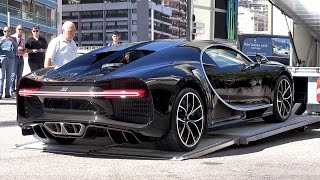Best of Supercars in Monaco - Chiron, Veyron, Aventador, Agera R & More!