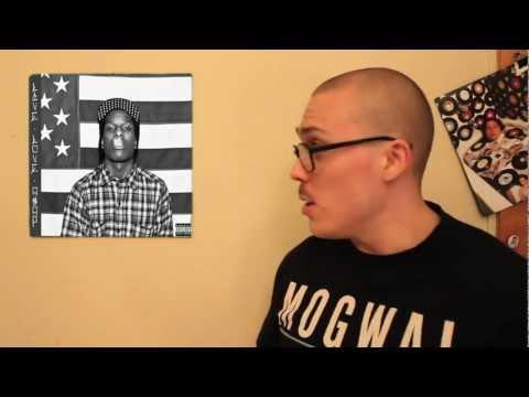 ASAP Rocky- LiveLoveA$AP ALBUM REVIEW