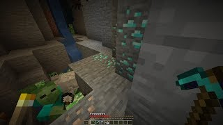 minecraft but a mob spawns every time I break a block