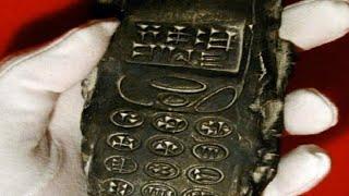 El telefono celular con 800 años de antiguedad