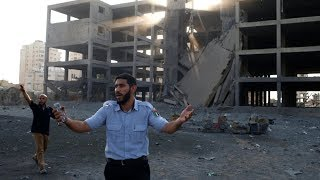 Israel and Gaza ceasefire holding after violent flare-up