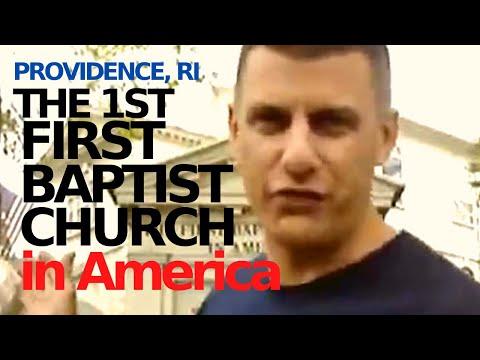 USA History: The Very 1st Baptist Church