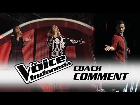 Judika Meniru Gesture AGNEZ MO Saat Ajarin Natasya | The Blind Audition Eps 3 | The Voice Indonesia