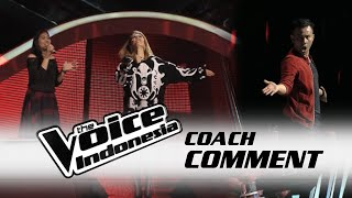 Judika Meniru Gesture AGNEZ MO Saat Ajarin Natasya The Blind Audition Eps 3 The Voice Indonesia