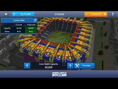 a3f516d808e How to Change the Stadium of Dream League Soccer (Fc Barcelona Stadium)