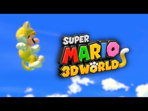 SUPER MARIO 3D WORLD #8 - Princesa da Ironia!!!