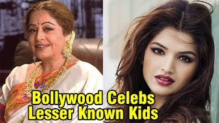 10 Lesser known Kids Of Bollywood Celebrities