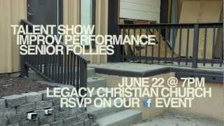 CYT Kansas City: Talent Show | Improv | Senior Follies 2012