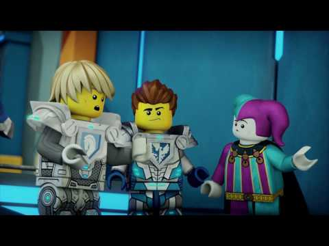 The Book of Monsters - LEGO NEXO KNIGHTS - Season 1, Full Episode 1
