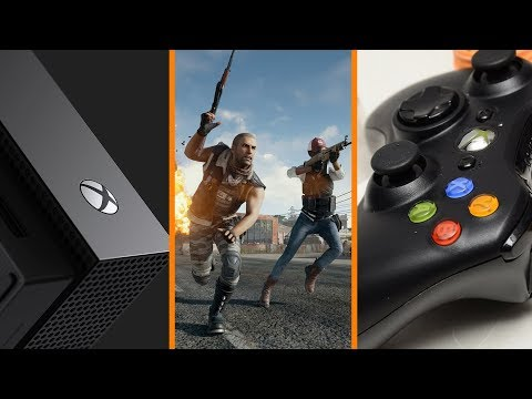Xbox One X Enhancements + PlayerUnknown on Battlegrounds Campaign + Submarines Get Controllers