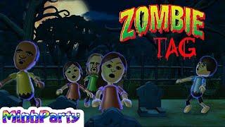 Wii Party Minigames - Mii Party Vs Giovanna Vs Ryan Vs Marco @MINH PARTY U