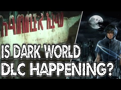 Final Fantasy XV has an 'Unnanounced DLC expansion'- Dark World? (FF15 story spoilers)