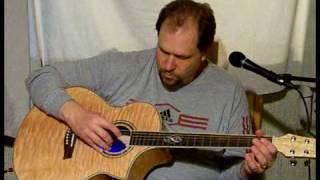 Using an E-Bow on an Acoustic Guitar
