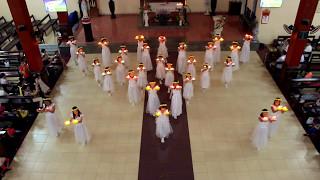 Dâng hoa 2017-Giáo xứ Bắc Đoàn (dâng nến)