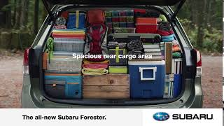 homepage tile video photo for 2019 Subaru Forester   Subaru Commercial   Pack Artist :06