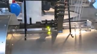 как самолет стреляет через пропеллер