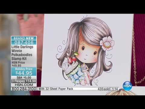 HSN   CraftingTools & Supplies featuring Stamping 10.05.2016 - 01 PM
